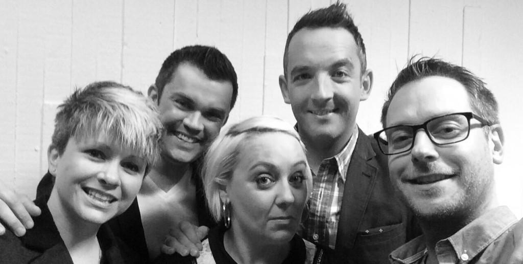 The Judges in Newcastle, 2014